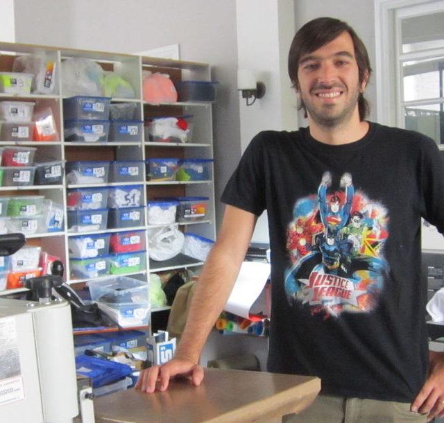 Alan Earle, CEO de Manga Corta