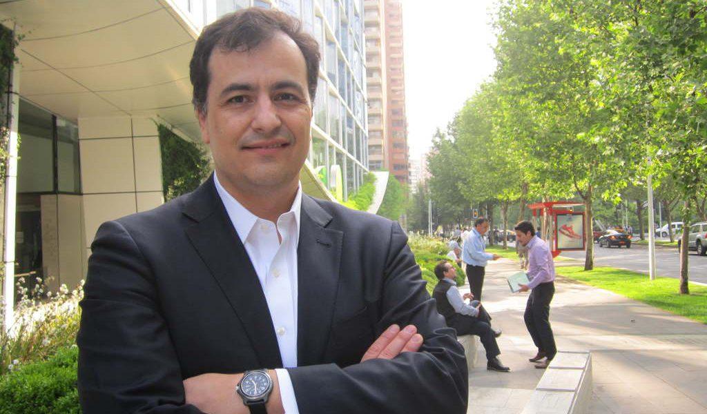 """Gonzalo Arenas de """"El Muro"""""""