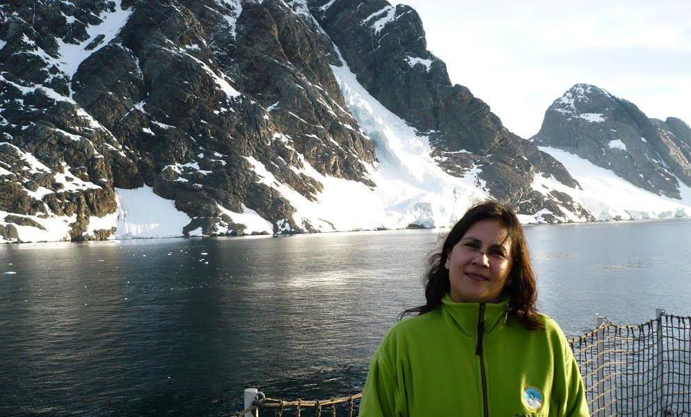 Ximena Díaz, creadora de Let's go Chile