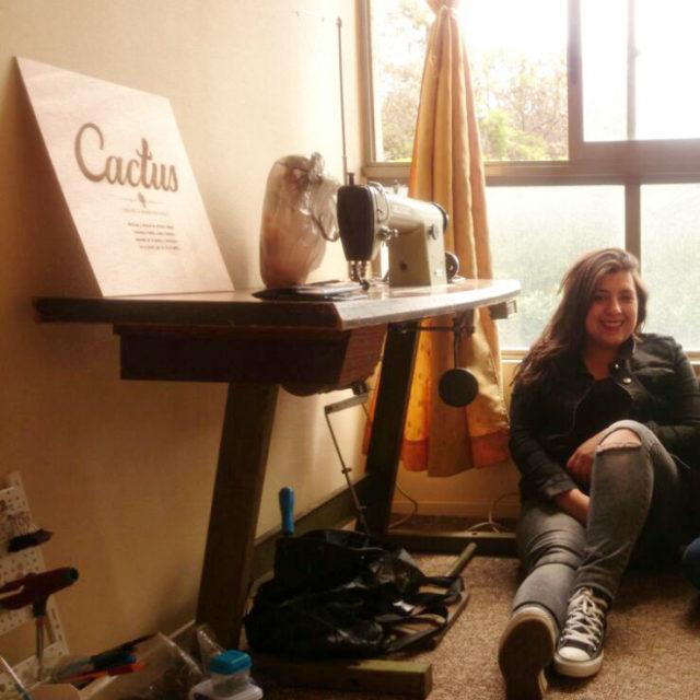 Alicia Correa, creadora de Cactus