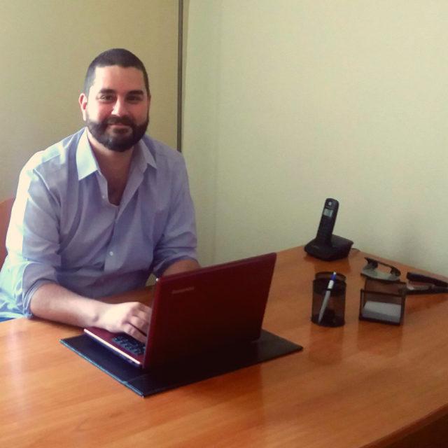 Joaquín Manubens, director general de Enlace Eficaz
