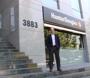 Francisco Urrutia - HunterDouglas Chile